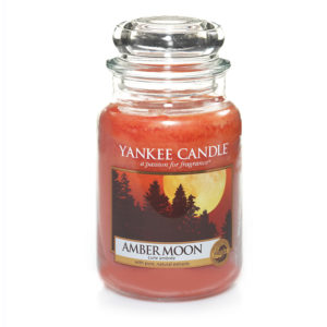 Yankee Candle Amber Moon Large