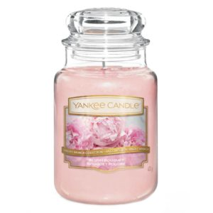 Blush Bouquet Yankee Candle Large