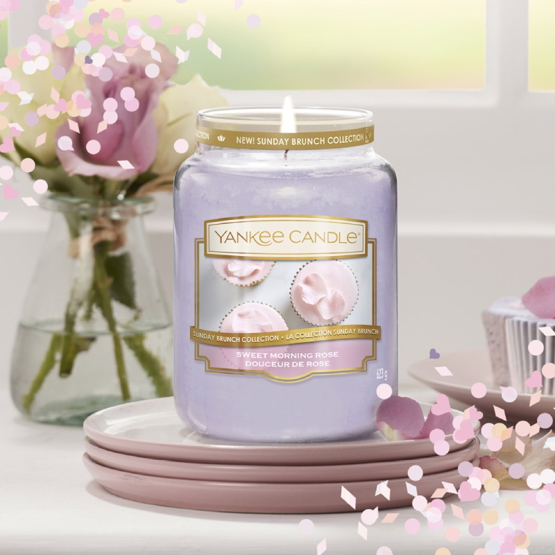 Yankee Candle The World's Best Loved Candle - Available in