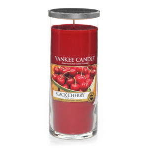 Yankee Candle - Pillar - Large - Black Cherry