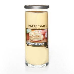 Yankee Candle - Pillar - Large - Vanilla Cupcake