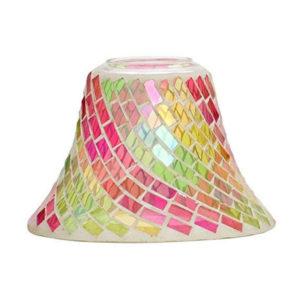 Yankee-Candle-Pink-and-Green-Mosaic-Shade