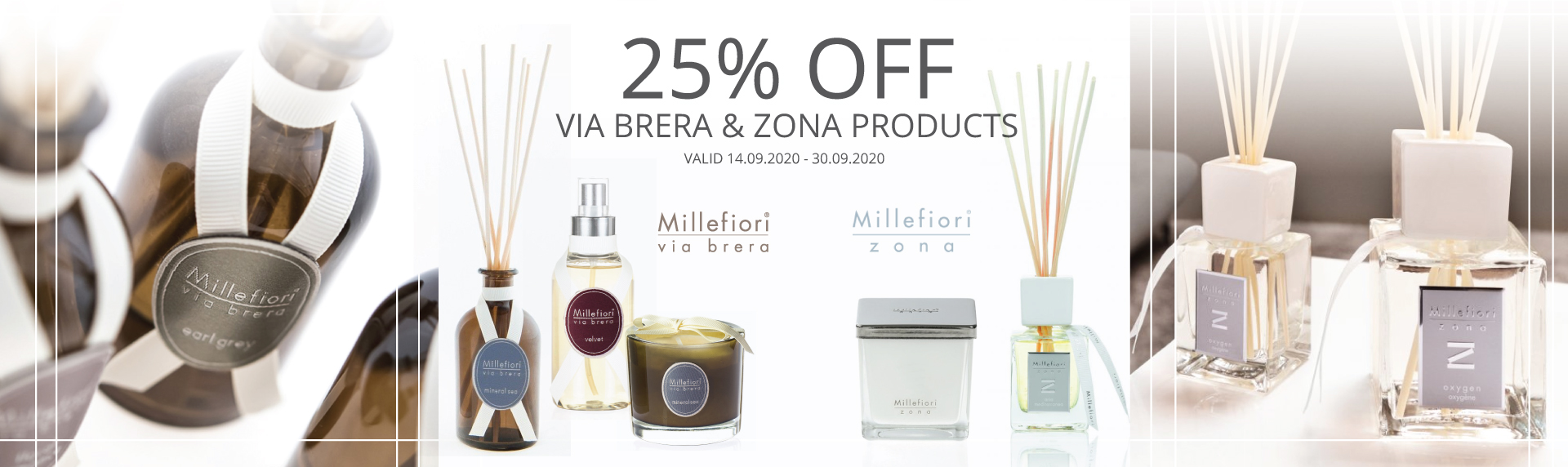 Online Sale - Millefiori South Africa