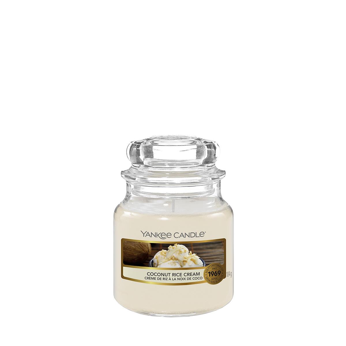 Coconut Rice Cream Small