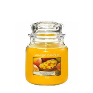 Mango Peach Salsa Medium